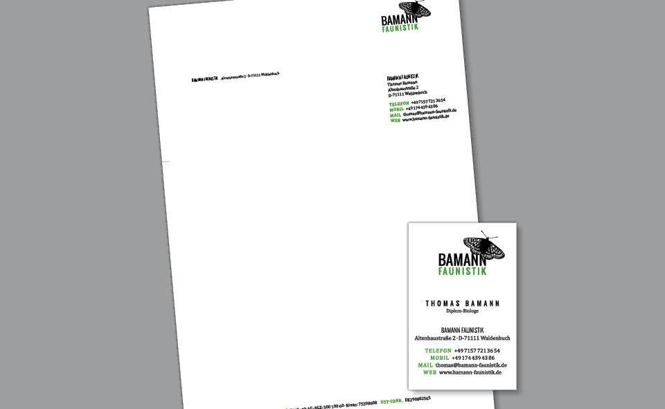 ks-mediendesign_bamann-faunistik_briefbogen_visitenkarte